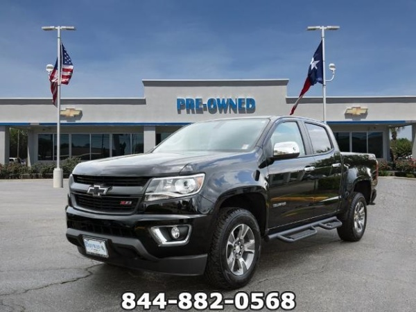 2019 Chevrolet Colorado in Pearland, TX