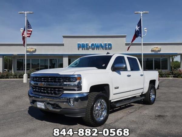 2018 Chevrolet Silverado 1500 in Pearland, TX