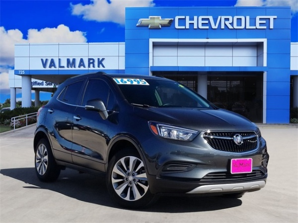 2017 Buick Encore in New Braunfels, TX
