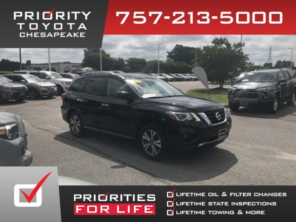 2019 Nissan Pathfinder in Chesapeake, VA
