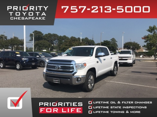 2017 Toyota Tundra in Chesapeake, VA