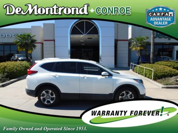 2018 Honda CR-V in Conroe, TX