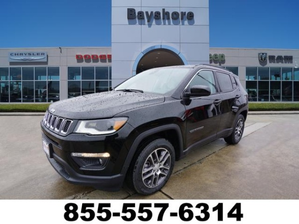 2020 Jeep Compass in Baytown, TX