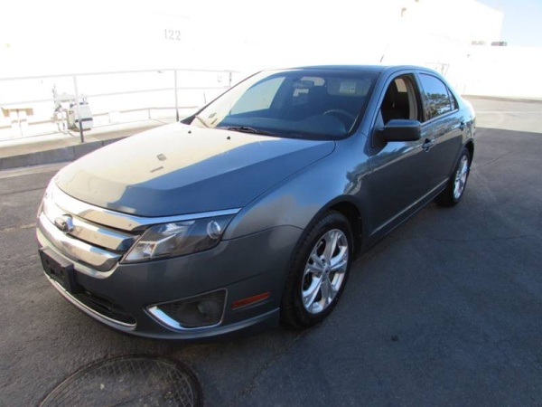2012 Ford Fusion in Las Vegas, NV