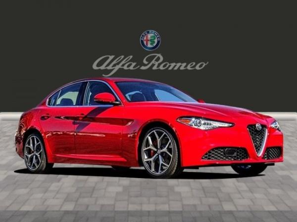 2019 Alfa Romeo Giulia RWD