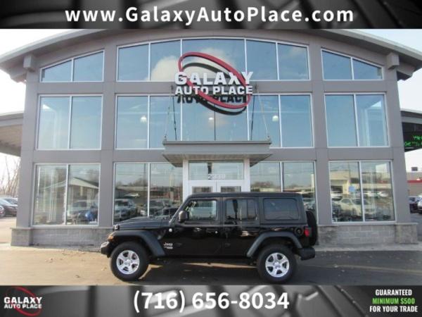 2019 Jeep Wrangler in West Seneca, NY