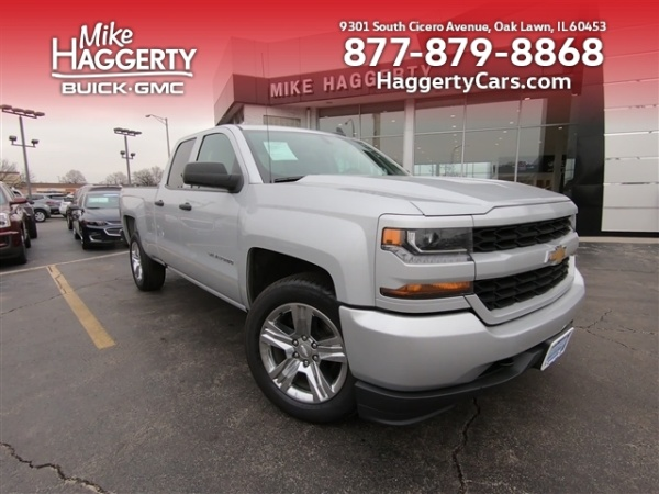 2018 Chevrolet Silverado 1500 in Oak Lawn, IL