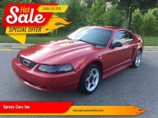 2000 Ford Mustang Gt Coupe For In Fredericksburg Va