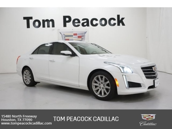 2016 Cadillac CTS in Houston, TX