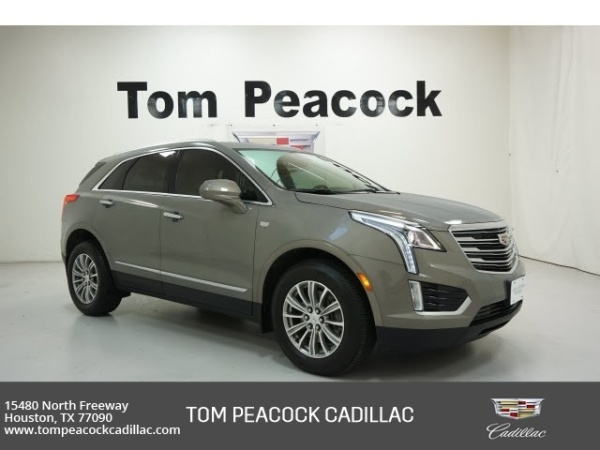 2017 Cadillac XT5 in Houston, TX