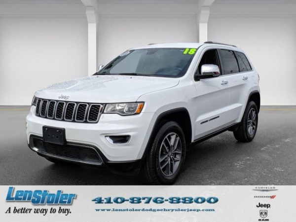 2018 Jeep Grand Cherokee in Westminster, MD