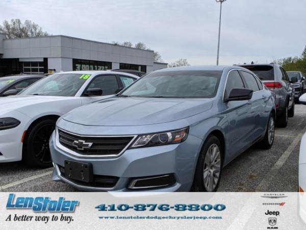 2015 Chevrolet Impala in Westminster, MD