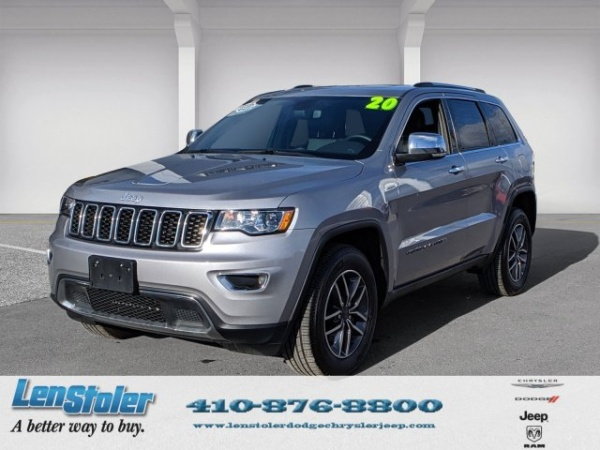 2020 Jeep Grand Cherokee in Westminster, MD