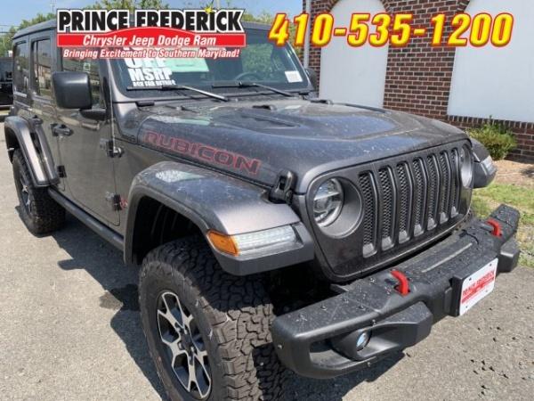 2019 Jeep Wrangler in Prince Frederick, MD