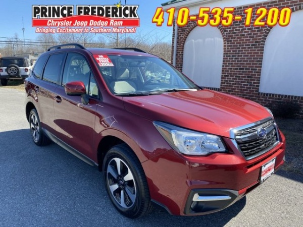 2018 Subaru Forester in Prince Frederick, MD