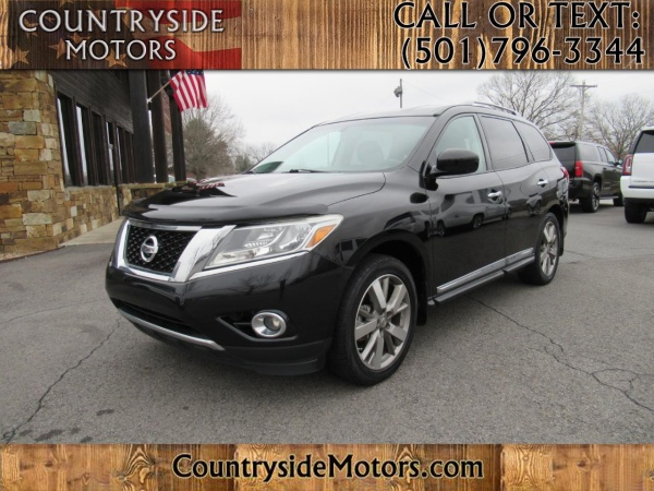 2014 Nissan Pathfinder in Conway, AR