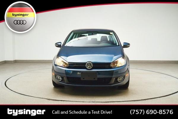 2012 Volkswagen Golf TDI