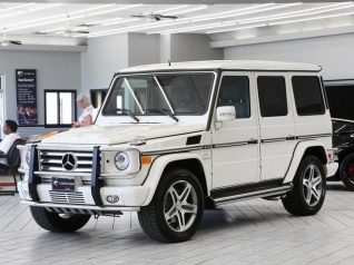 Mercedes Benz Indianapolis >> Used Mercedes Benz G Class For Sale In Indianapolis In Truecar