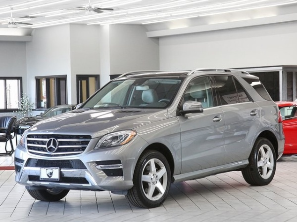 2015 Mercedes-Benz M-Class in Indianapolis, IN