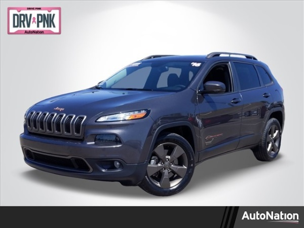 2016 Jeep Cherokee in Mesa, AZ