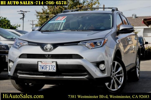 used toyota rav4 limited for sale 3 191 cars from 4 300 iseecars com iseecars com