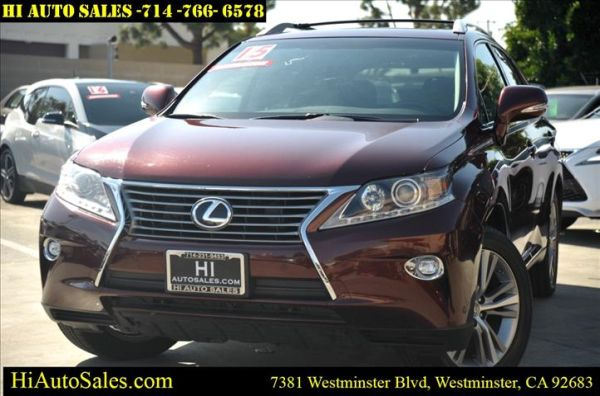 2015 lexus rx 350 prices values listings for sale u s news world report 2015 lexus rx 350 prices values