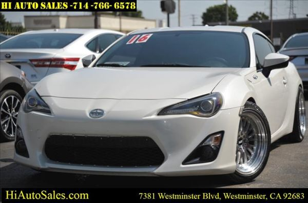 2016 scion fr s prices values listings for sale u s news world report 2016 scion fr s prices values