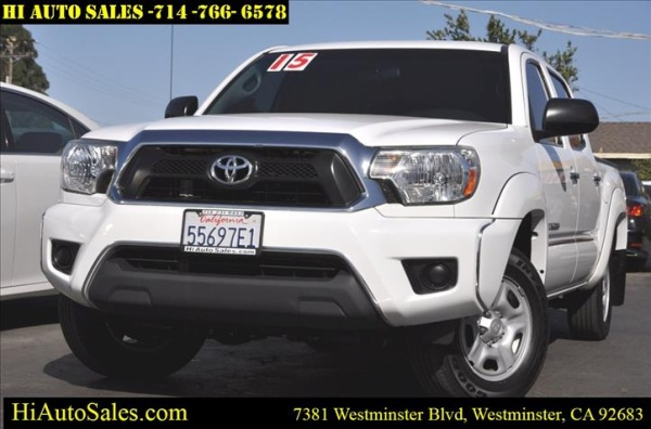 2015 Toyota Tacoma in Westminster, CA
