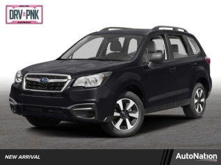2017 Subaru Forester 2 5i Manual For In Austin Tx