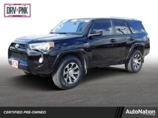 Used 2014 Toyota 4Runner SR5 V6 RWD For Sale In Austin, TX