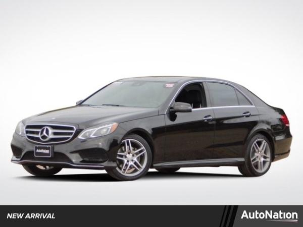 2015 Mercedes-Benz E