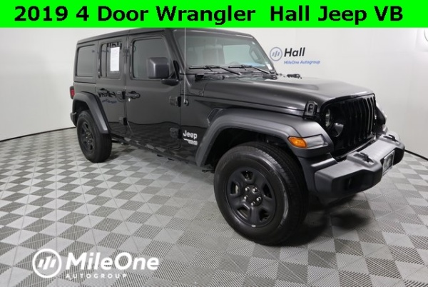 Jeeps For Sale In Va >> Used Jeep Wrangler For Sale In Newport News Va 222 Cars