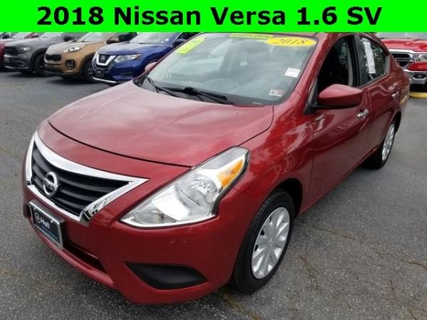 2018 Nissan Versa in Virginia Beach, VA