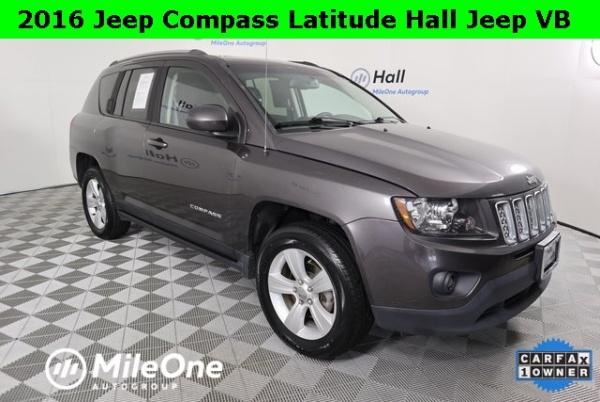 2016 Jeep Compass in Virginia Beach, VA