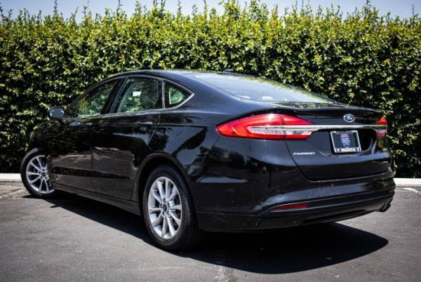 2017 Ford Fusion in Bellflower, CA