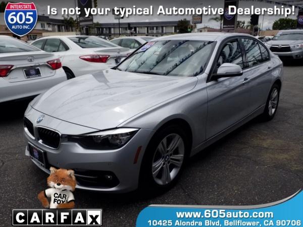 2016 BMW 3 Series in Bellflower, CA