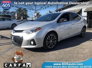 2014 Toyota Corolla For Sale >> Used 2014 Toyota Corollas For Sale Truecar