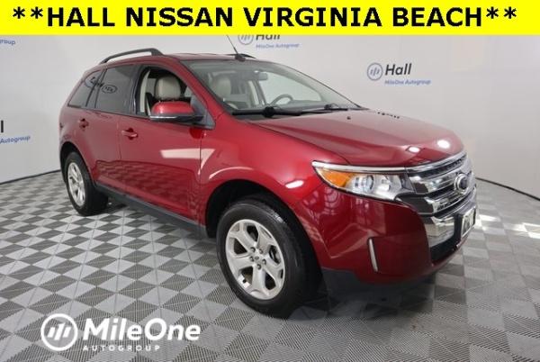Hall Nissan Virginia Beach >> 2013 Ford Edge Sel Fwd For Sale In Virginia Beach Va Truecar
