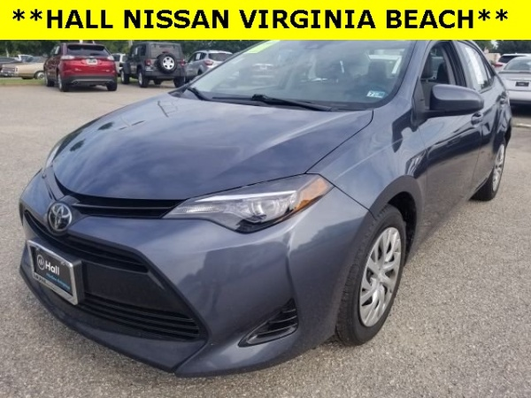 2018 Toyota Corolla in Virginia Beach, VA