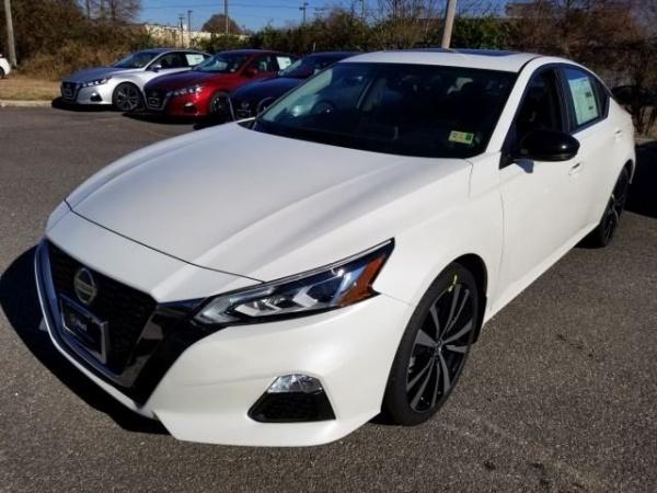 2019 Nissan Altima SR
