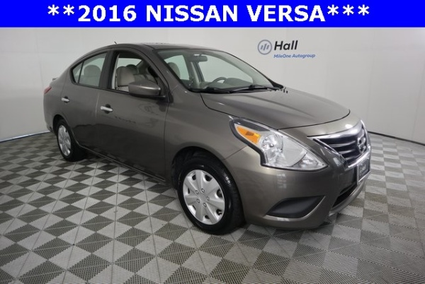 2016 Nissan Versa in Virginia Beach, VA