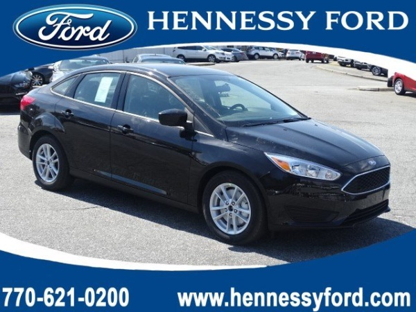 Ford Focus Se Sedan  Msrp Atlanta Ga