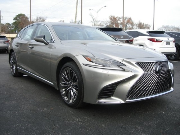 2019 Lexus LS LS 500