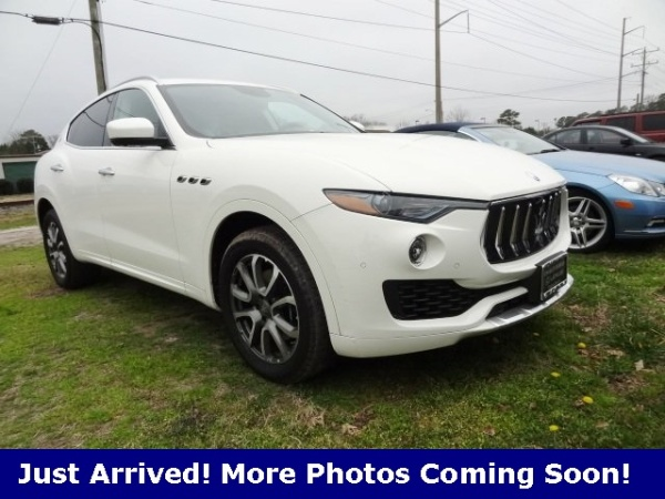 2017 Maserati Levante in Virginia Beach, VA