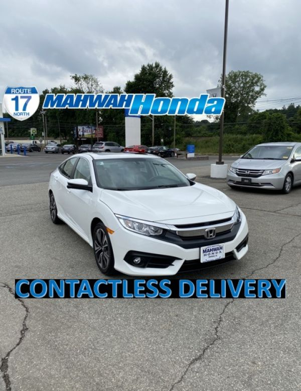 2017 Honda Civic in Mahwah, NJ