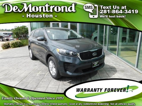 2020 Kia Sorento in Houston, TX