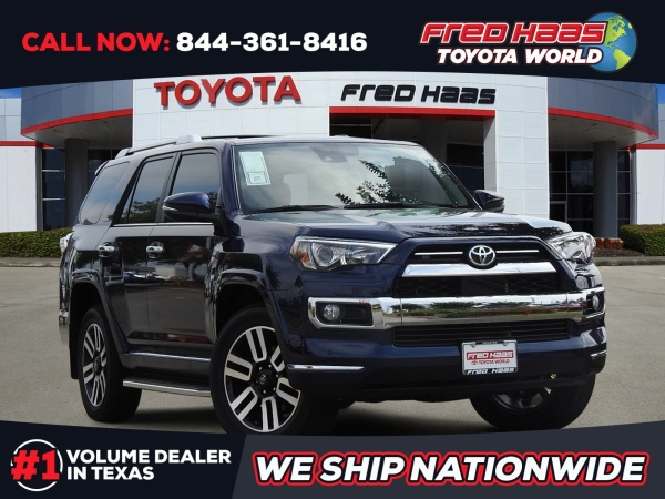2020 Toyota 4Runner in Spring, TX