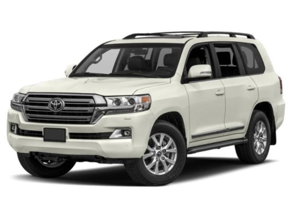 2019 Toyota Land Cruiser 4WD