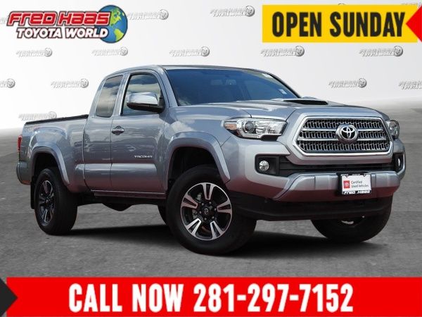 2016 Toyota Tacoma in Spring, TX
