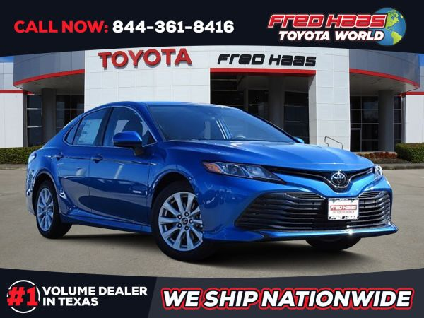 2020 Toyota Camry in Spring, TX